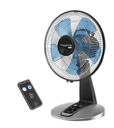 Rowenta VU2660 Turbo Silence Table Fan with Remote control