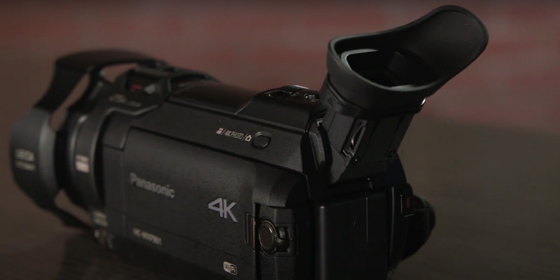 Review of Panasonic HC-WXF991K 4K Camcorder