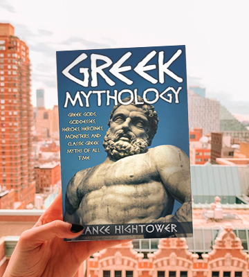 Review of Lance Hightower Greek Mythology: Greek Gods, Goddesses, Heroes, Heroines, Monsters, And Classic Greek Myths Of All Time
