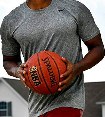 Review of Spalding NBA Zi/O Indoor-Outdoor Basketball