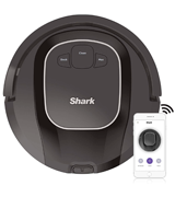 Shark ION Robot Vacuum R87 with Wi-Fi and Voice Control