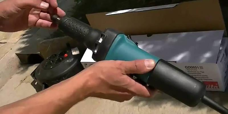 Review of Makita GD0601