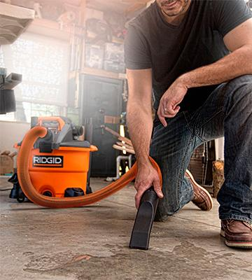 Review of Ridgid VAC1200 Wet Dry Vacuum