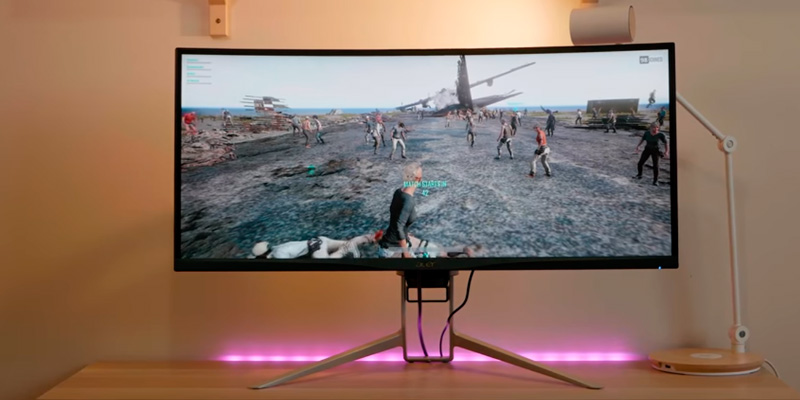 "Review of Acer XR342CK 34"" Curved QHD Monitor HDR Ready with Adaptive-Sync"