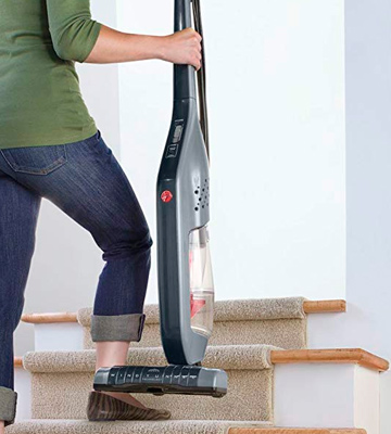 Review of Hoover SH20030 Lightweight Corded Stick Vacuum