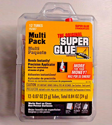Review of Super Glue 15187 Super Glu