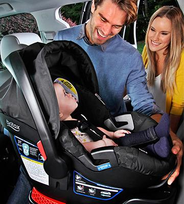 Review of Britax B-safe 35 Infant Car Seat
