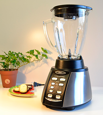 Review of Oster BVCB07-Z 7-Speed Countertop Blender
