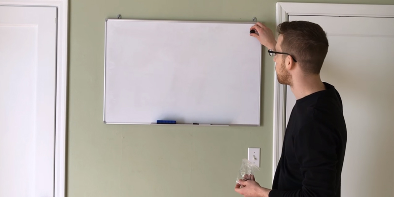 Review of OfficePro OPDEB Ultra-Slim Magnetic Dry Erase Board 36x24 Inches