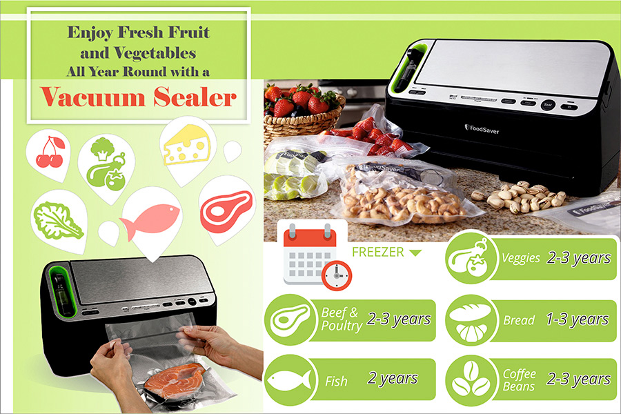 Comparison of Vacuum Sealers
