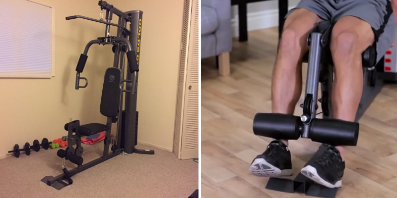 Detailed review of Gold's Gym XRS 50 Home Gym System