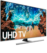 Samsung UN55NU8000FXZA 55-Inch 4K UHD 8 Series Smart TV