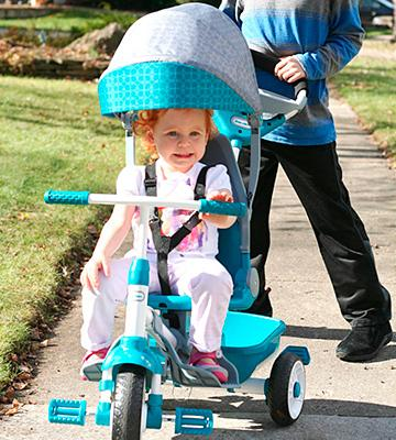 Review of Little Tikes Perfect Fit 4-in-1 Trike