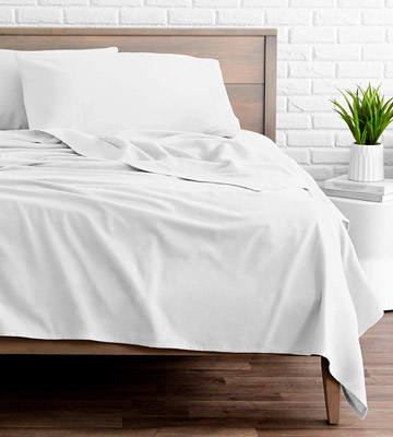 Review of Bare Home Velvety Soft Flannel Deep Pocket Sheet Set