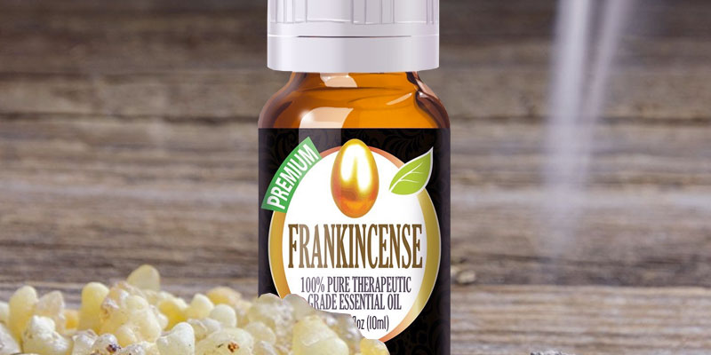 Review of Healing Solutions Frankincense Therapeutic Grade Essential Oil