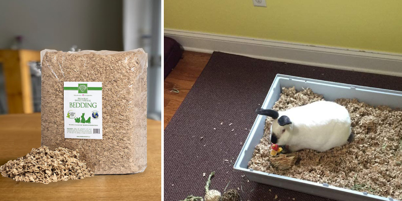 Review of Small Pet Select Natural Paper Bedding For Small Animals