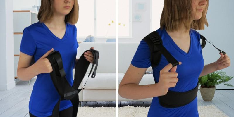 Detailed review of Comfy Med Shoulder Alignment Brace Posture Corrector