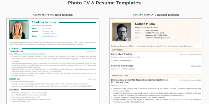 Review of Resumonk Resume Builder