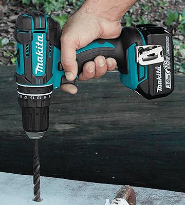 Review of Makita XPH012 18V LXT Cordless Hammer Driver-Drill Kit