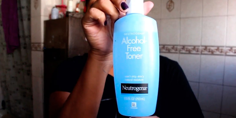 Review of Neutrogena Alcohol-Free Hypoallergenic Facial Toner