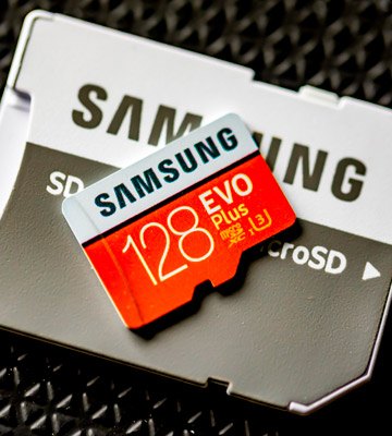 Review of Samsung EVO Plus MicroSD UHS-3 Memory Card (100/90 MB/s)