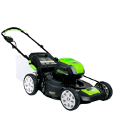 GreenWorks GLM801601 PRO 21-Inch 80V Cordless Lawn Mower