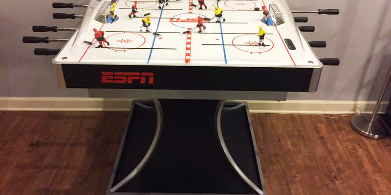 5 best rod hockeys reviews of 2018 bestadvisor detailed review of espn premium dome hockey table greentooth Images