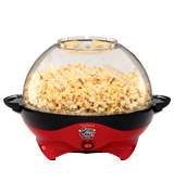 West Bend 8231 Stir Crazy Deluxe Electric Hot Oil Popcorn Popper Machine