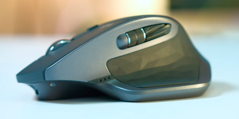Detailed review of Logitech MX Master 2S (910-005131) Wireless Mouse