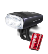 Cycle Torch Bike Light USB Rechargeable Set