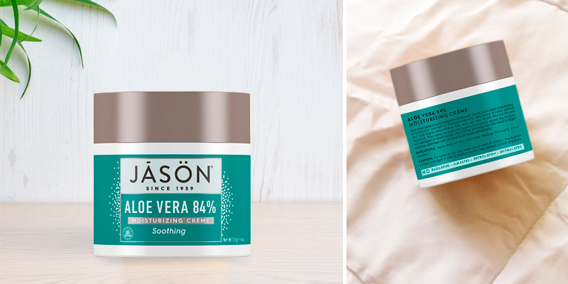 Review of Jason Natural Aloe Vera 84% Moisturizing Creme
