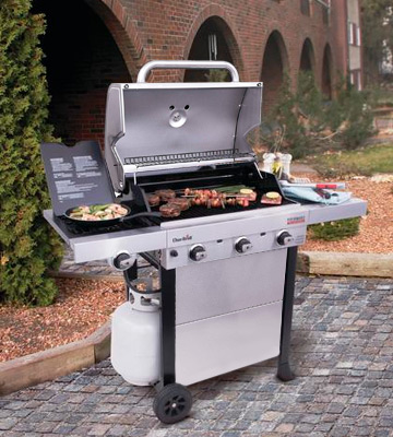 Review of Char-Broil Performance TRU-Infrared Gas Grill