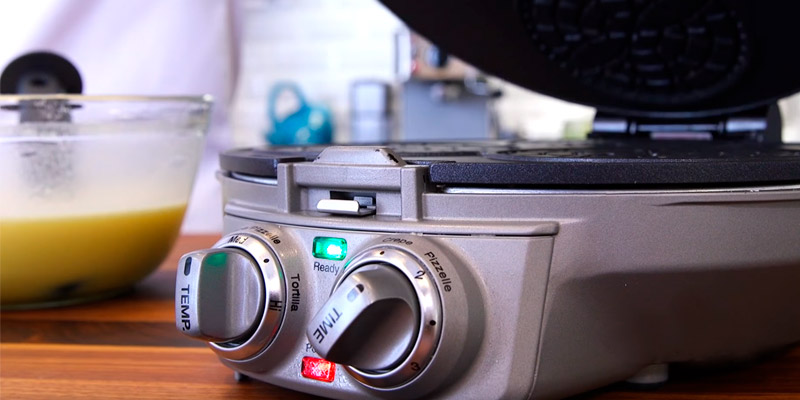 Detailed review of Cuisinart CPP-200 Chef Pancake/Crepe maker
