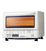 Panasonic NB-G110PW Flash Xpress Toaster Oven