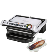 T-fal GC702 OptiGrill Indoor Grill
