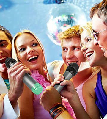Review of Fifine K036 Wireless Karaoke Microphone