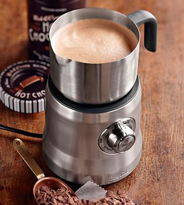 Review of Breville BMF600XL Milk Cafe Milk Frother