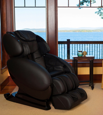 Review of Infinity IT-8500 X3 Massage Chair, Chocolate Brown
