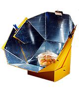All Season Solar Cooker and Trivet