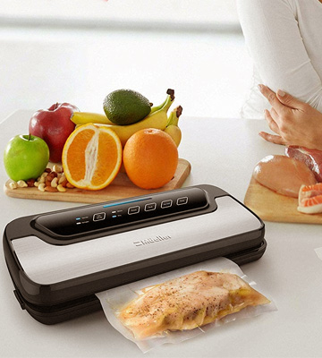 Review of Mueller Austria MU-VACSEAL Vacuum Sealer Machine