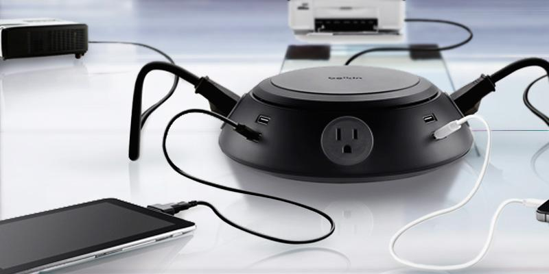 Review of Belkin B2E031tt06-BLK Conference Room Power