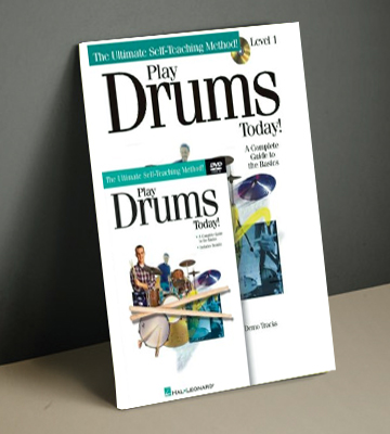 Review of Zzounds Play Drums Today Beginner's Pack