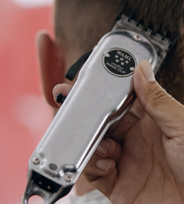 Review of Wahl Professional 8509 5-Star Cordless Magic Clip Metal Edition