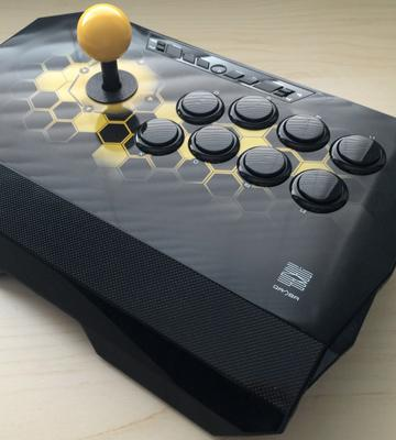 Review of Qanba QB-DRONE Fighting stick Playstation/PC