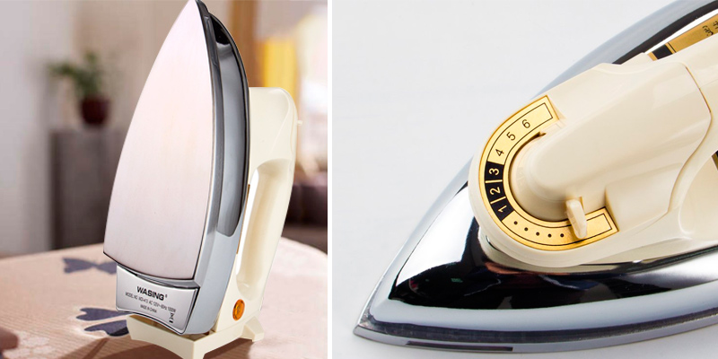 Review of WASING ___Classic Dry Iron for Industry and Household Usage