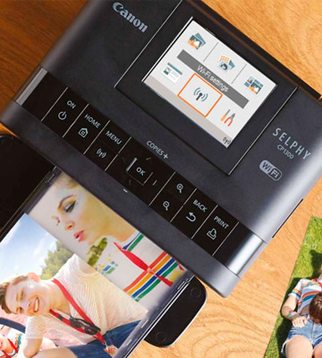 Review of Canon SELPHY CP1300 Compact Photo Printer