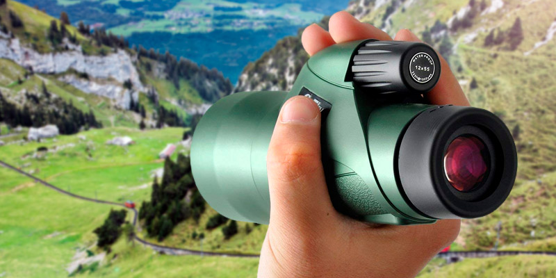 Review of Gosky 12x55 High Definition Monocular