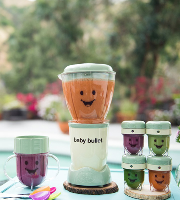 Review of Nutribullet Baby Bullet Baby Care System Blender