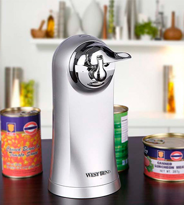 Review of West Bend 77203 Electric Can Opener