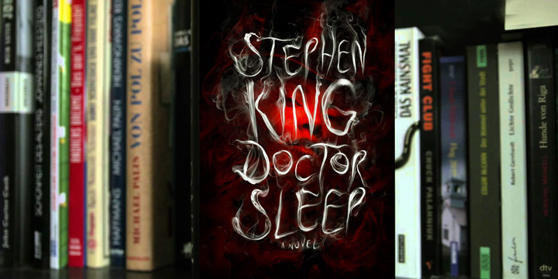 "Detailed review of Stephen King ""The Shining"""